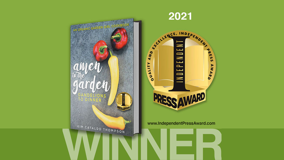 Amen to the Garden is a Winner of the 2021 Independent Press Award!